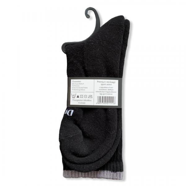 Dr. Sox - Prémium minőségű sport zokni